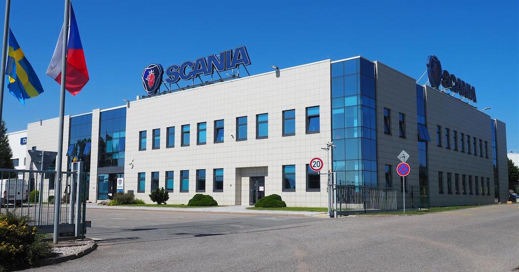 Personální změny ve vedení společnosti Scania CER