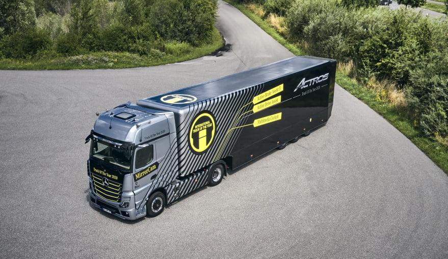 Mercedes-Benz Trucks Česká republika s.r.o. je opět jedničkou mezi dovozci nákladních automobilů v ČR.
