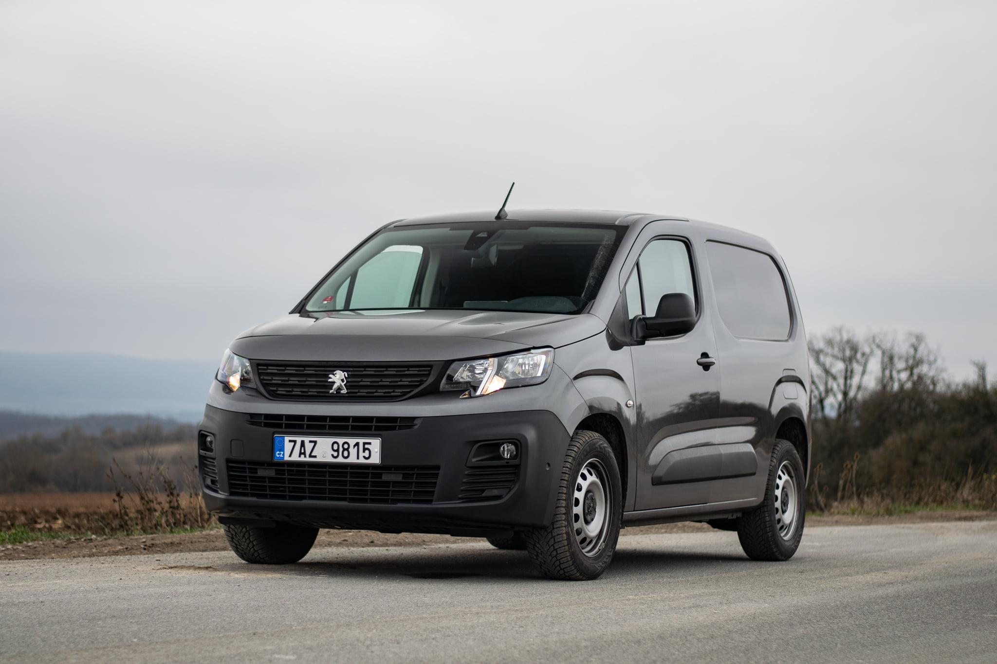 Peugeot Partner Active L1 1.5 BlueHDi 130