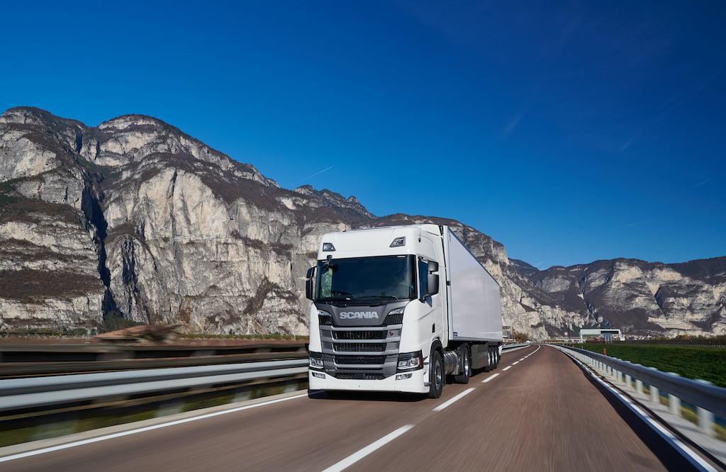 Scania – alternativní paliva