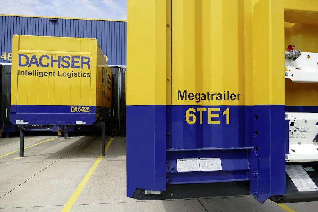 DACHSER Megatrailer