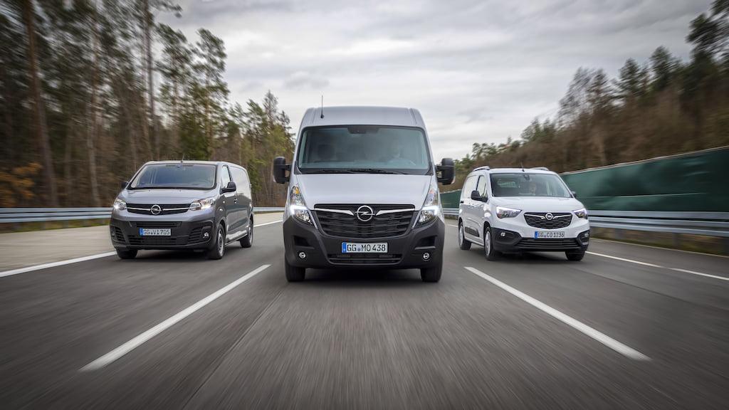 Opel LCV